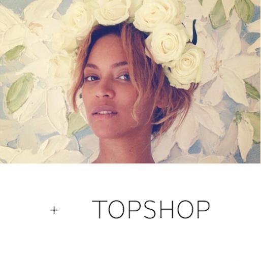 Beyoncé Teams Up With Topshop for Athletic Streetwear Label