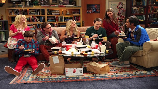 James Earl Jones, Carrie Fisher to Guest on <i>The Big Bang Theory</i>