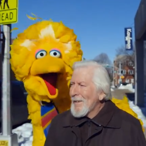 Watch: <i>Sesame Street</i> Parodies <i>Birdman</i>