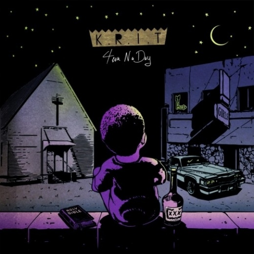 Big K.R.I.T.: <i>4Eva N a Day</i>