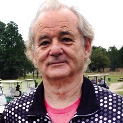 Bill Murray Raises Golf Fashion Bar with PBR Shorts, <i>Caddyshack</i> Shirt