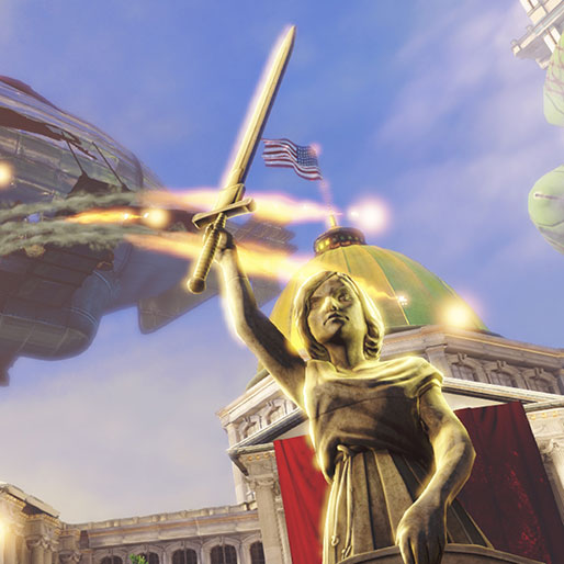 Bioshock: Infinite - Ken Levine's Heady Games