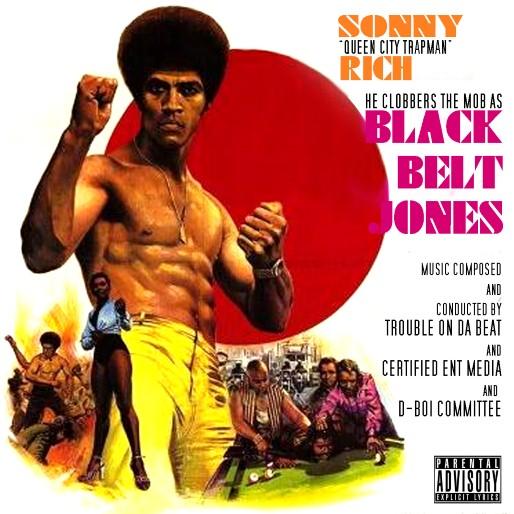 Of Dreck & Drink: <i>Black Belt Jones</i> and Red Brick Thick Silky Imperial Porter