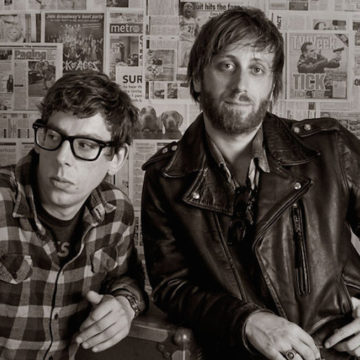 Watch The Black Keys Perform on <i>The Colbert Report</i>