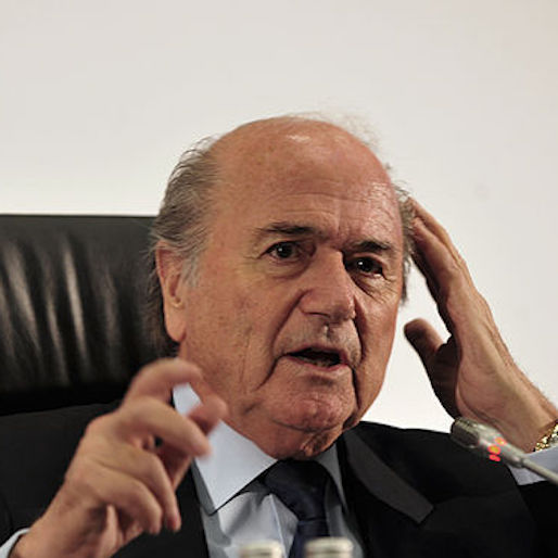 The Best 24 Twitter Reactions to Sepp Blatter's shock resignation on Tuesday