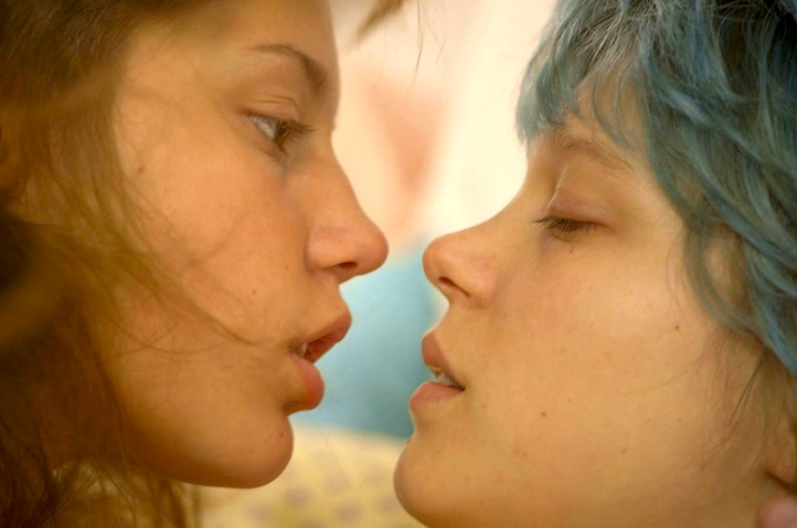 <i>Blue Is the Warmest Color</i> (2013 Cannes review)