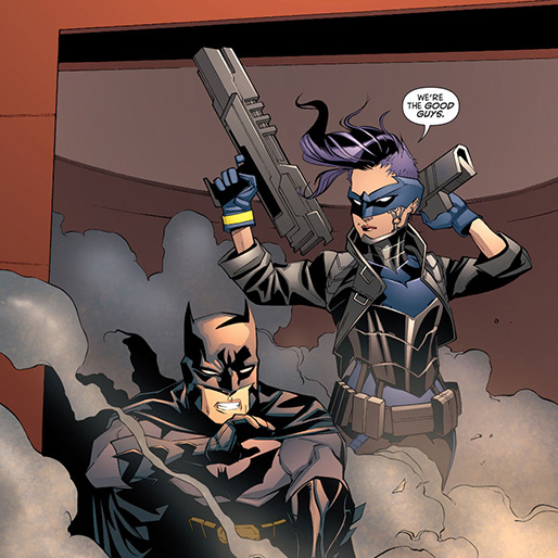 Batman #28 Reveals New Sidekick for the Caped Crusader