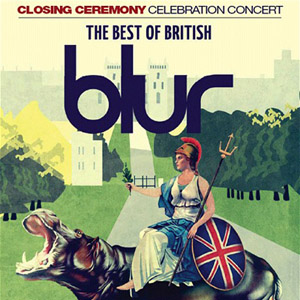 Blur to Headline Olympics' Closing Ceremony Concert