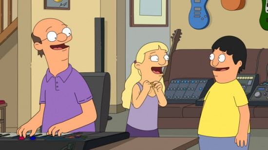 "<i>Bob's Burgers</i> Review: ""The Unbearable Like-Likeness of Gene"" (Episode 3.08)"