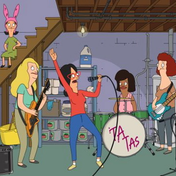 "<i>Bob's Burgers</i> Review: ""Purple Rain-Union"" (Episode 4.06)"