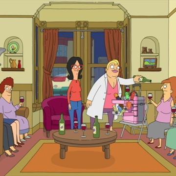 "<i>Bob's Burgers</i> Review: ""My Big Fat Greek Bob"" (Episode 4.04)"