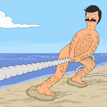 "<i>Bob's Burgers</i> Review: ""Nude Beach"" (Episode 3.11)"