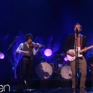 Watch Bon Iver's Performance on <i>The Ellen DeGeneres Show</i>