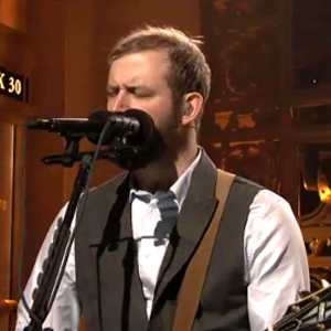 Watch Bon Iver on <i>SNL</i>