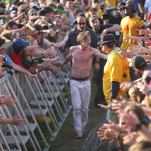 Bonnaroo 2014: Day 2 in Photos