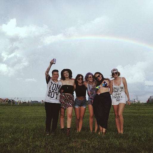 Best Festival Looks: Bonnaroo 2014