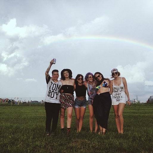 Best Festival Looks: Bonnaroo 2014
