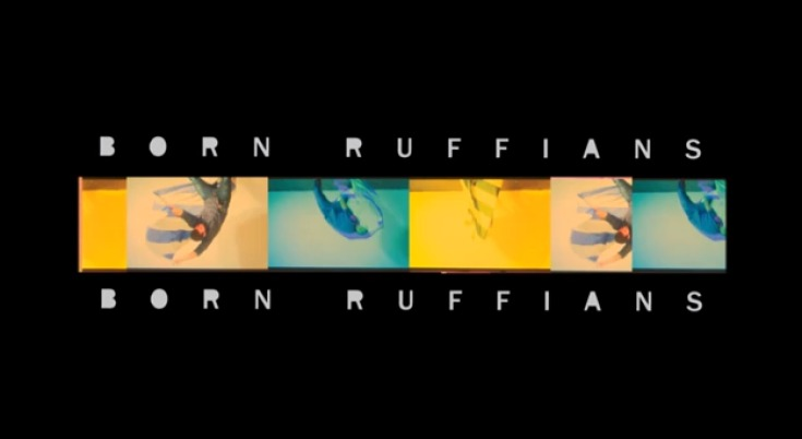 """Listen to New Born Ruffians Song, """"With Her Shadow"""""""