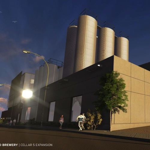 Boulevard Brewing Starts Expansion