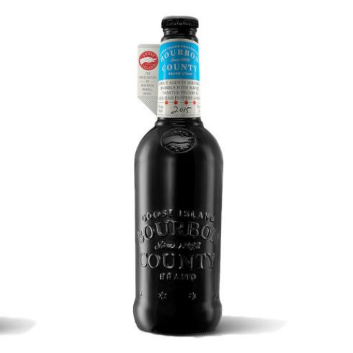 Goose Island's 2015 Bourbon County Lineup Gets Official