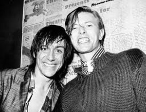 David Bowie, Iggy Pop Get Biopic with <i>Lust for Life</i>