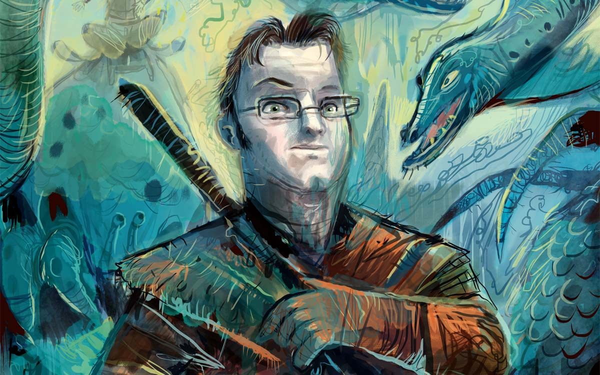 Brandon Sanderson: Heralding a New Era of Fantasy