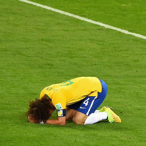 A year ago today, Brazil's 'Samba football' died for good
