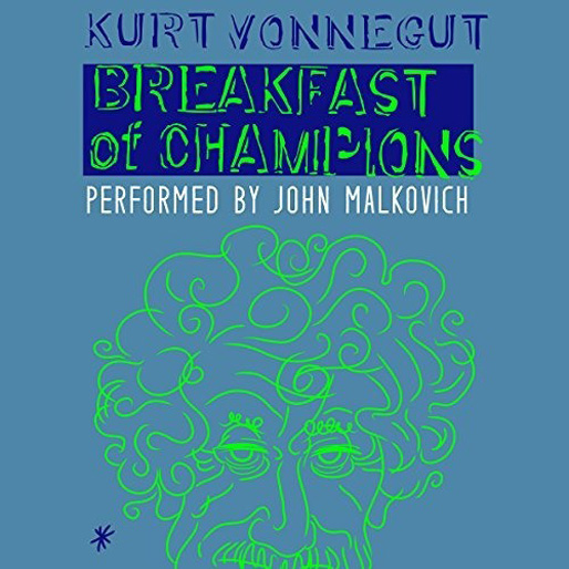 John Malkovich Brings Vonnegut's <i>Breakfast of Champions</i> to Life With New Audiobook