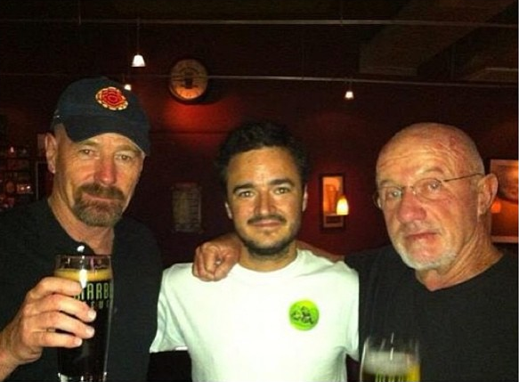 Marble Brewery to Release <i>Breaking Bad</i> Beer