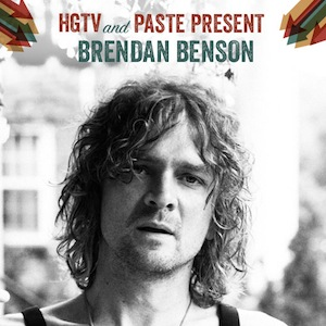 HGTV/Paste SXSW Preview - Brendan Benson