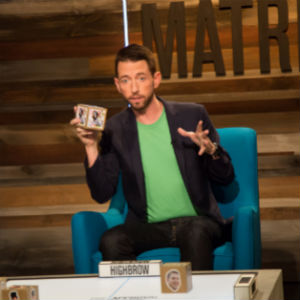 Catching Up With Neal Brennan
