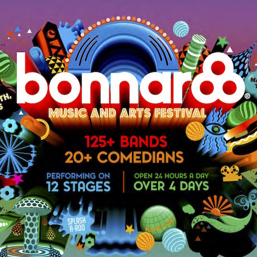 Bonnaroo 2019 dates in Perth
