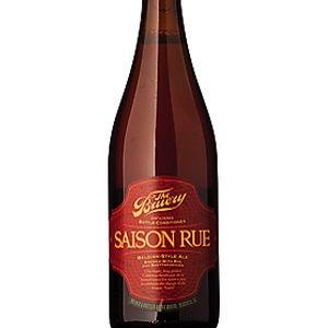 The Bruery's Saison Rue Review