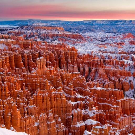 9 Must-See National Park Winter Wonderlands