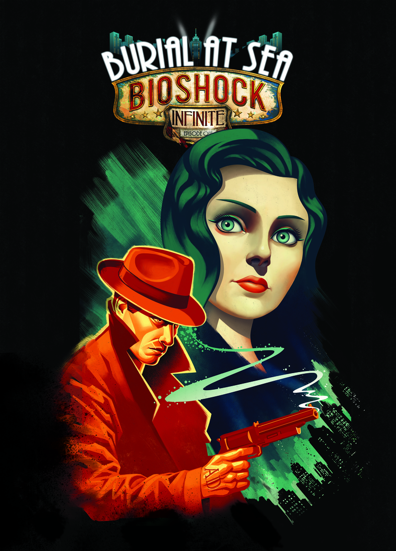 <i>BioShock Infinite</i>'s First DLC Out Today