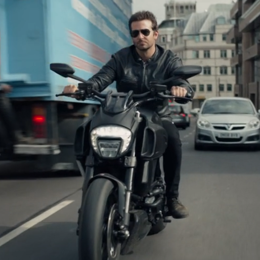 Bradley Cooper is a Bad-Boy Heart-Throb Angry Sexy Plate-Smashing Chef in <i>Burnt</i> Trailer