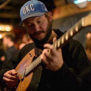 "Bon Iver, Bushmills Release ""The 1608"" Guitar"