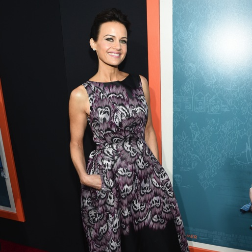 Carla Gugino Talks <i>The Brink</i>, <i>Wayward Pines</i> and Hollywood Roles for Women