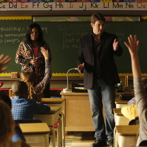 """<i>Castle</i> Review: """"Child's Play"""""""
