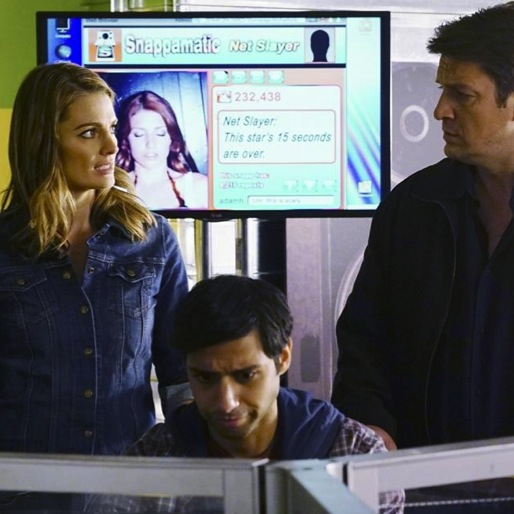 "<i>Castle</i> Review: ""Meme Is Murder"""