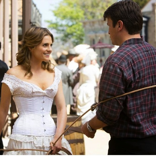 "<i>Castle</i> Review: ""Once Upon a Time in the West"""