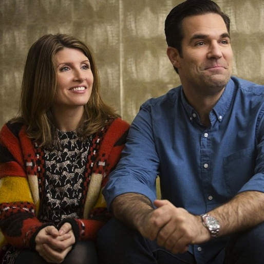 """<i>Catastrophe</i> Review: """"If Normal Courtship is a Dance, Ours is a Heart-Attack or a Seizure"""""""
