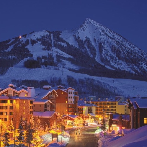 Bud Light To Paint Crested Butte Blue