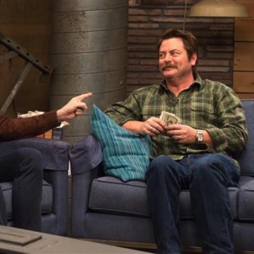 <i>Comedy Bang! Bang!</i> Review: Nick Offerman