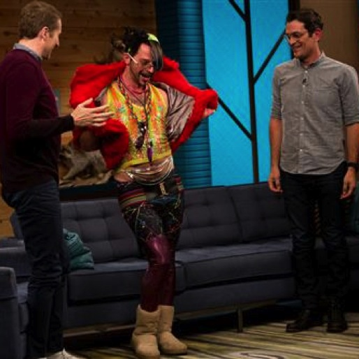 "<i>Comedy Bang! Bang!</i> Review: ""Ty Burrell"""