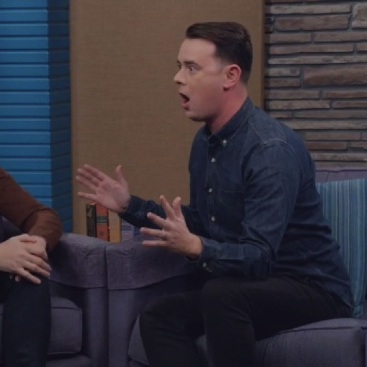 """<i>Comedy Bang! Bang!</i> Review: """"Colin Hanks"""""""
