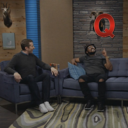 "<i>Comedy Bang! Bang!</i> Review: ""Schoolboy Q"""