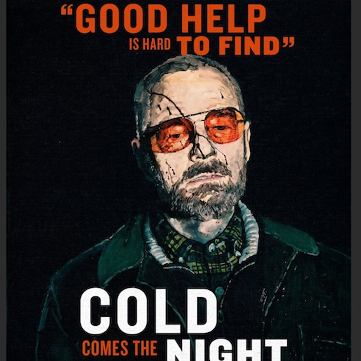 New Clip Documents Tze Chun's Poster Process for <i>Cold Comes the Night</i>