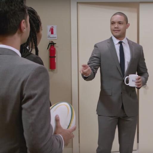 Trevor Noah Assures <i>The Daily Show</i> News Team in New Promo