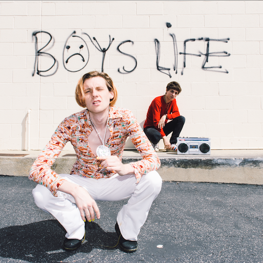 "Foxygen Release Crazy New Track ""24 Hour Lover Man"""